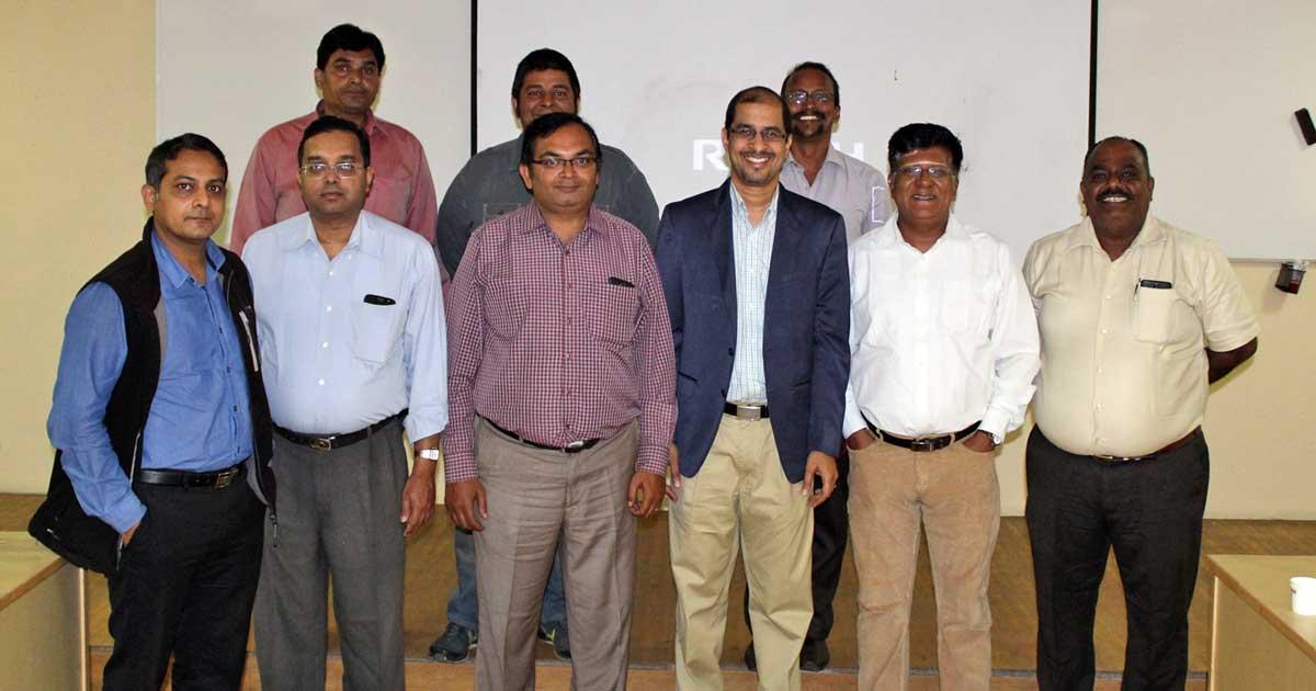 Faculty Corporate Meet
